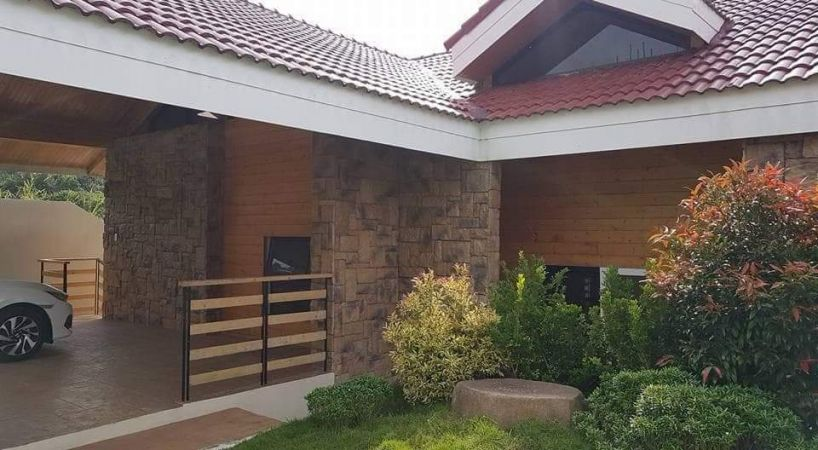 Baguio City brand new house and lot